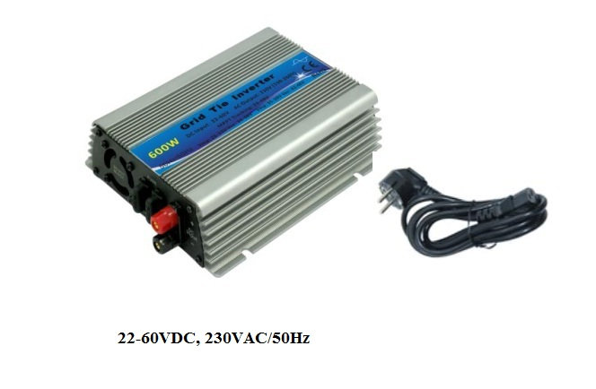 Hòa lưới 22-60V, 600W
