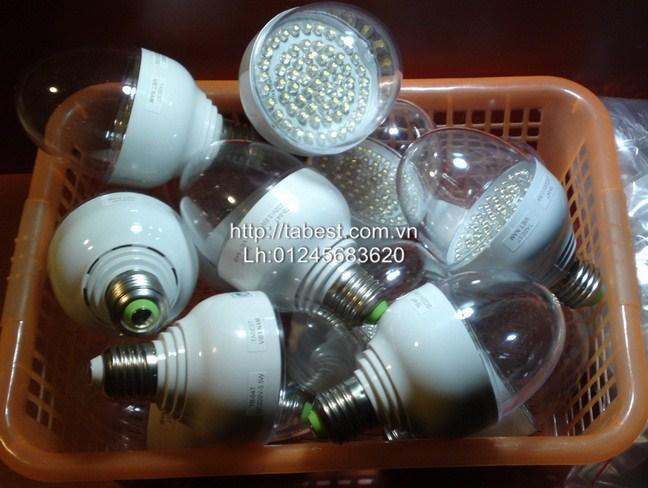 Bóng đèn 220VDC một chiều