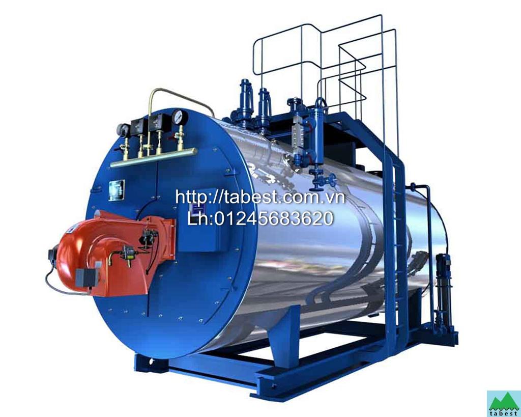 Khử cặn tiết kiệm nhiên liệu cho nồi hơi đốt dầu hoặc đốt than
