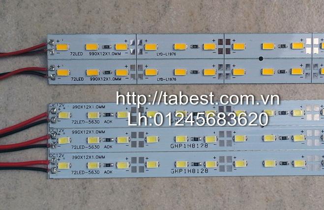 Led thanh 5630/14W, 60.000 Đ/C