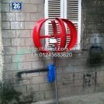 Điện gió trục dọc