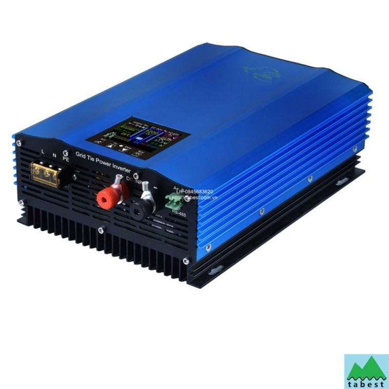 Hòa lưới bám tải 1000W/36V