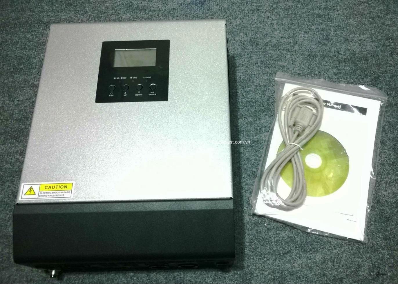 Inverter độc lập 1Kva/12V, Hybrid